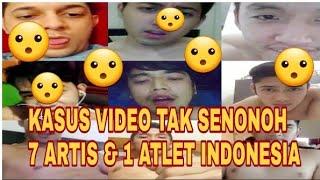 KASUS VIDEO MASTURBASI 7 ARTIS INDONESIA
