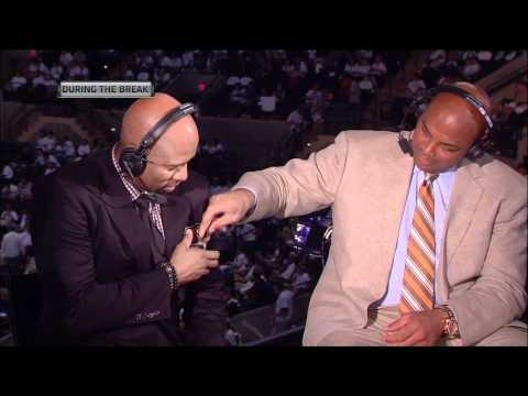 [Inside the NBA] Ernie Johnson has the hardest job in television