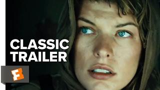 Resident Evil: Extinction (2007) Official Trailer 1 - Milla Jovovich Movie