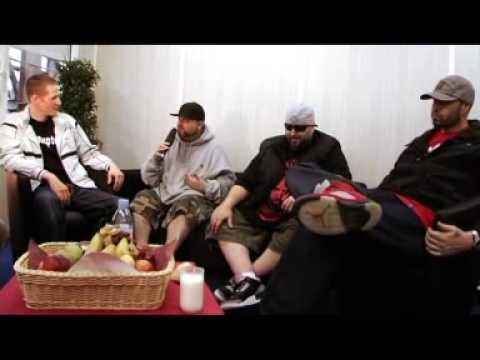 LA COKA NOSTRA INTERVIEW @ SPLASH FESTIVAL 2009