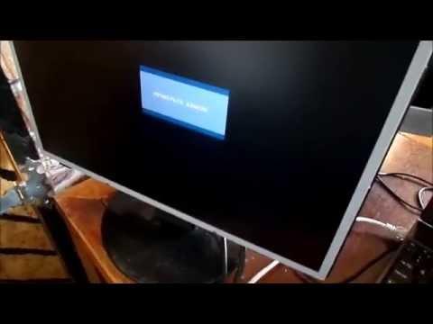 Ремонт LCD монитора LG Flatron