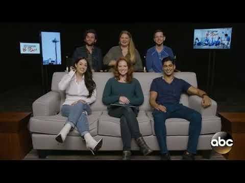 Grey's Anatomy BTeam live via FB
