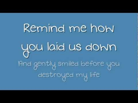 Rest In Pieces (Lyrics) - Saliva