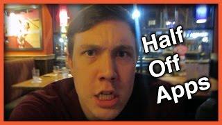 #122 | Half Off Apps