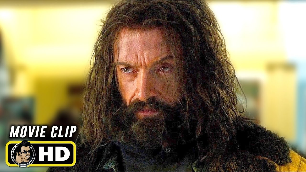 THE WOLVERINE (2013) Clip - Wild Logan [HD] Hugh Jackman