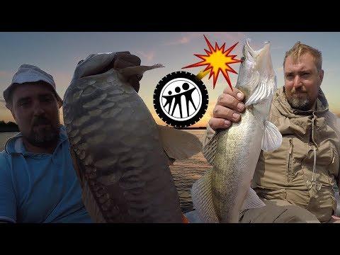 1000 поклевок Рыбалка в Астраханской области. Часть 2