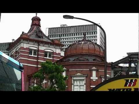 TOKYO sta.TO YURAKUCHO sta. / SHOWA period Walking : 東京~有楽町/昭和散策