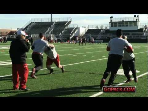One-on-One: Eddie Faulkner - Fullbacks & Tight Ends Coach and Co-Special Teams Coordinator