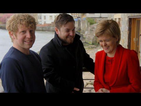 Last Leg Meets Nicola Sturgeon - The Last Leg