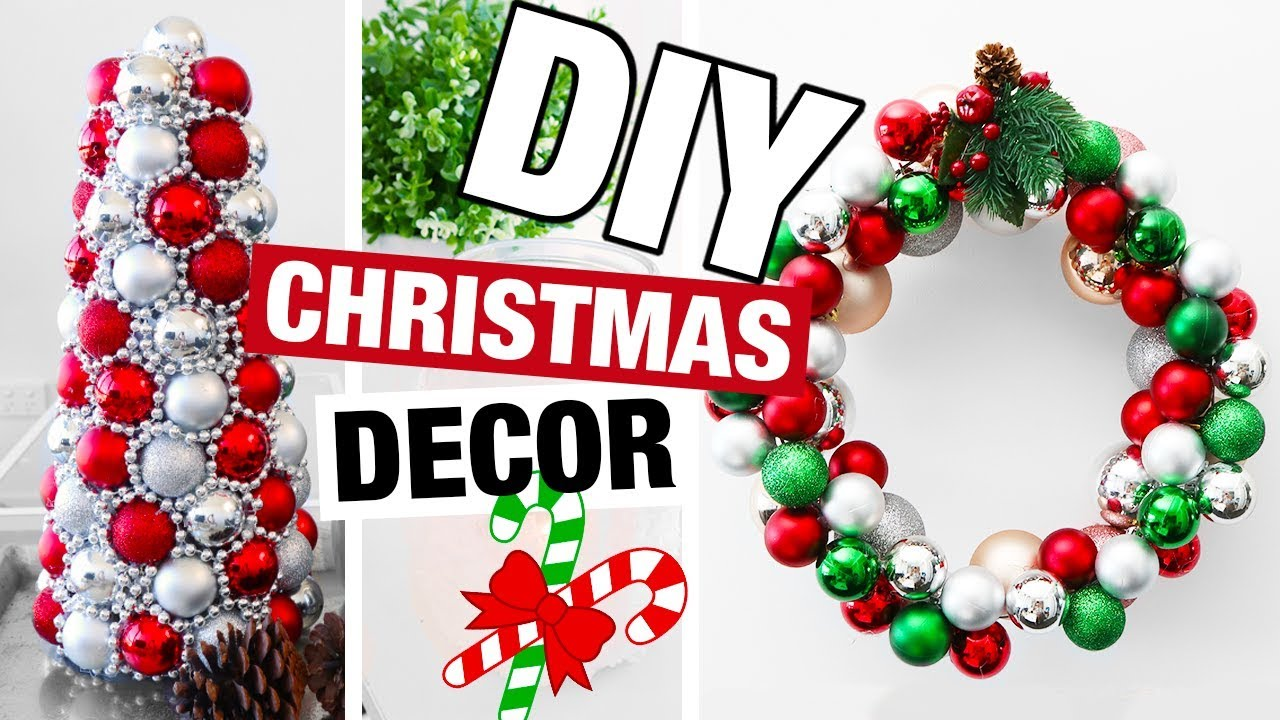 christmas home decoration 2017 diy christmas decor 2017 diy decorations 10591