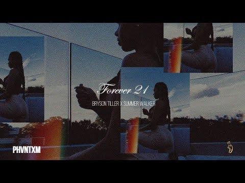 """Forever 21"" // Bryson Tiller x Summer Walker Type Beat 2018 | Prod. PHVNTXM"