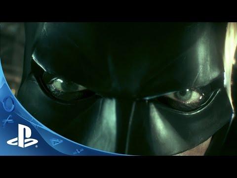 Batman: Arkham Knight -- Gameplay Trailer | PS4