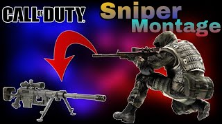 Sniper Montage// Call Of Duty IOS// HimanshuFromYT