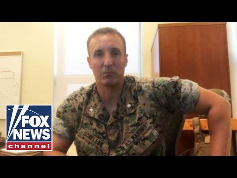 Marine officer who went viral for Afghanistan rant now jailed: Report