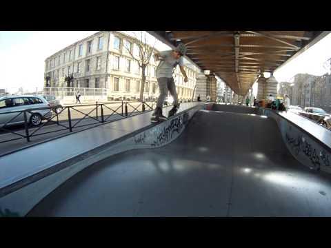 roller street Paris !!