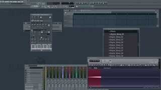 fl studio - REPEAT SAMPLE CHANNEL echo 720 hd