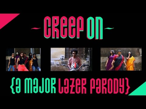 Parody Of Major Lazer's 'Lean On'  Dedicated to Creeps Who Love Stalking Women!!