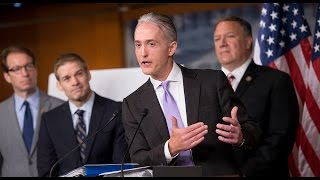 Trey Gowdy blasts IRS contractor & Deputy IRS comissh over use of homophobic slurs