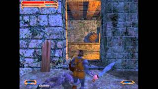 Severance - Blade of Darkness PC Gameplay: Knight
