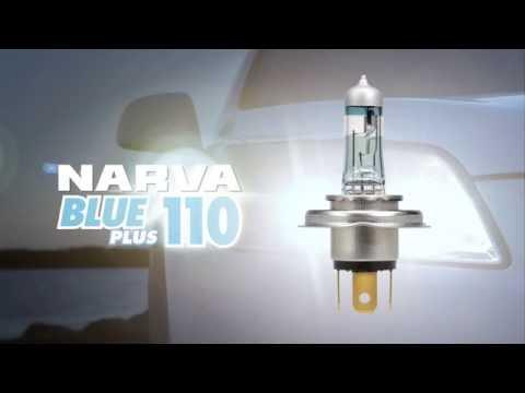 Narva Performance Globes - Blue Plus 110