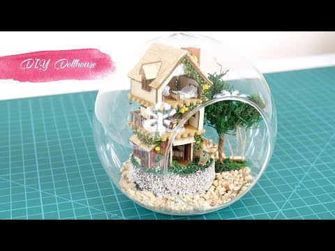 Dollhouse DIY Forest Dream Islands