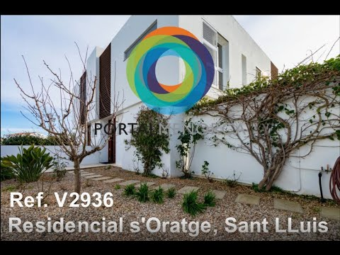 Casa con piscina y amplia cochera en Sant Lluís, Menorca