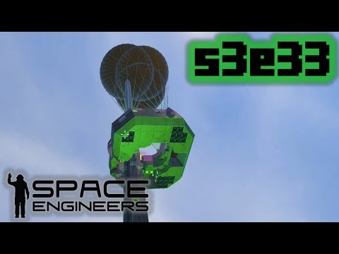 Parachutes Work - Space Engineers S3E33