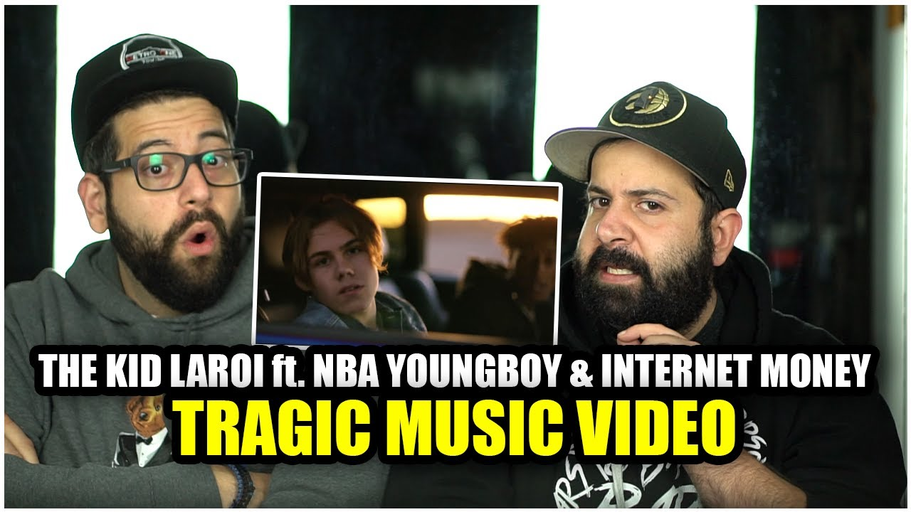 The Kid LAROI - TRAGIC (feat. YoungBoy Never Broke Again & Internet Money) *MUSIC VIDEO REACTION