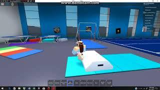 Roblox Sparkling Gymnastics- I'm a CIT! (Part 2)
