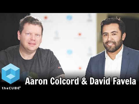 Aaron Colcord & David Favela, FIS Global - Spark Summit East 2017 - #sparksummit - #theCUBE