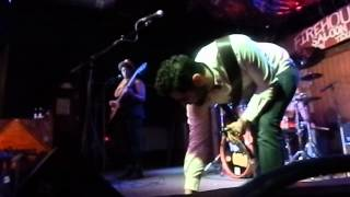 YELLO ECHO live at The Firehouse Saloon Houston TX 2/12/15