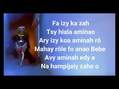 VAIAVY CHILA - Tsy Ambelako Hampirafy Anao ( Audio Lyrics 2019 )