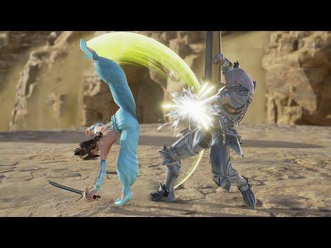 775 - Soulcalibur VI - Coouge (Amy) vs BlueRangerv8 (Siegfried)  