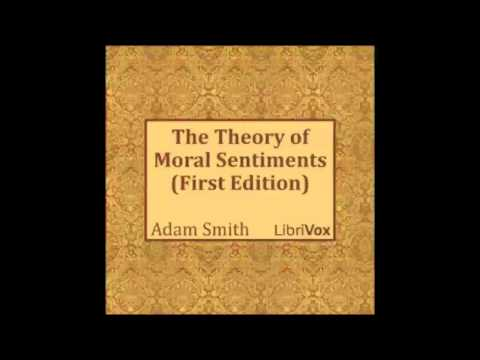 The Theory of Moral Sentiments (FULL Audiobook)