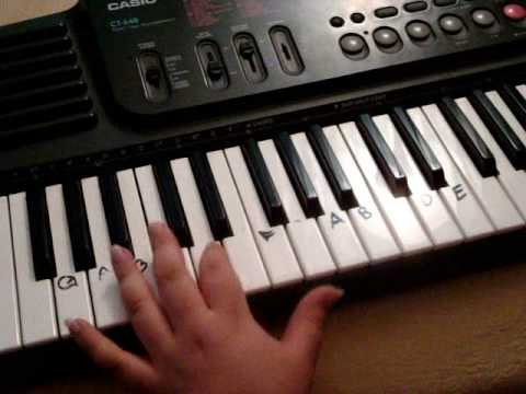 Piano how piano chords work : Bella's Lullaby Tutorial: Making the Left hand chords work - YouTube