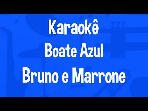 Karaokê Boate Azul - Bruno e Marrone