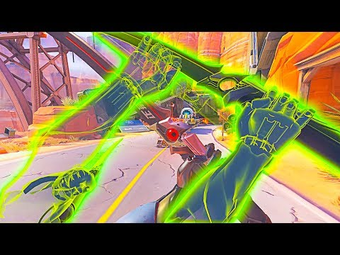 Top 10 Hardest Abilities To MASTER - Overwatch Montage