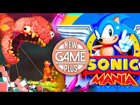 Sonic Mania, Matterfall, Night Trap, Nidhogg 2 | New Game Plus #49
