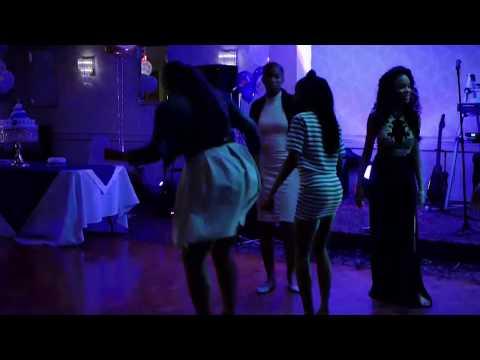 Dancing @ Caitlin's