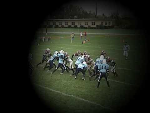 2005 Clarence Bulldogs 14u Vs CSRA