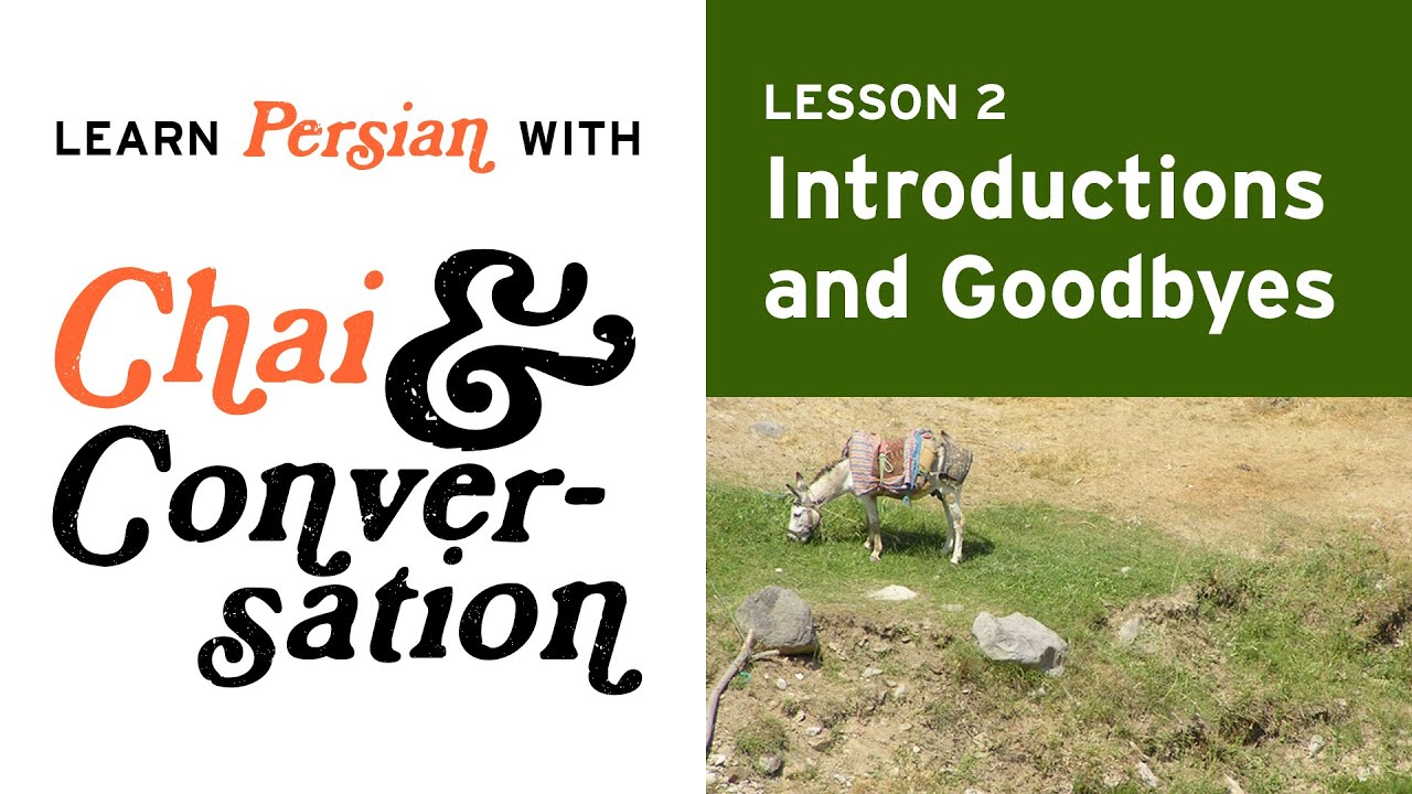 Learn Persian How To Greet People At Different Times Of Day Say