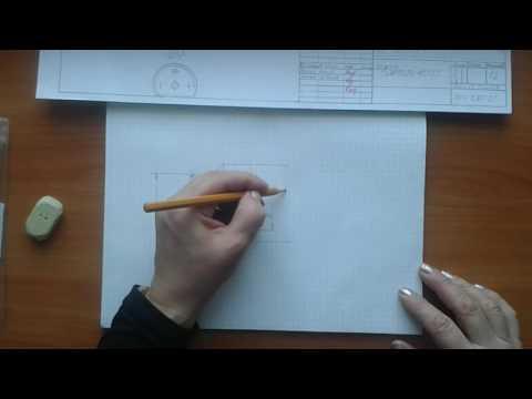 видео: 4 7 деталирование сборочного чертежа