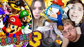 ¿LAG EN MARIO PARTY? ¡¡DESESPERACIÓN!! - Mario Party 3 #05