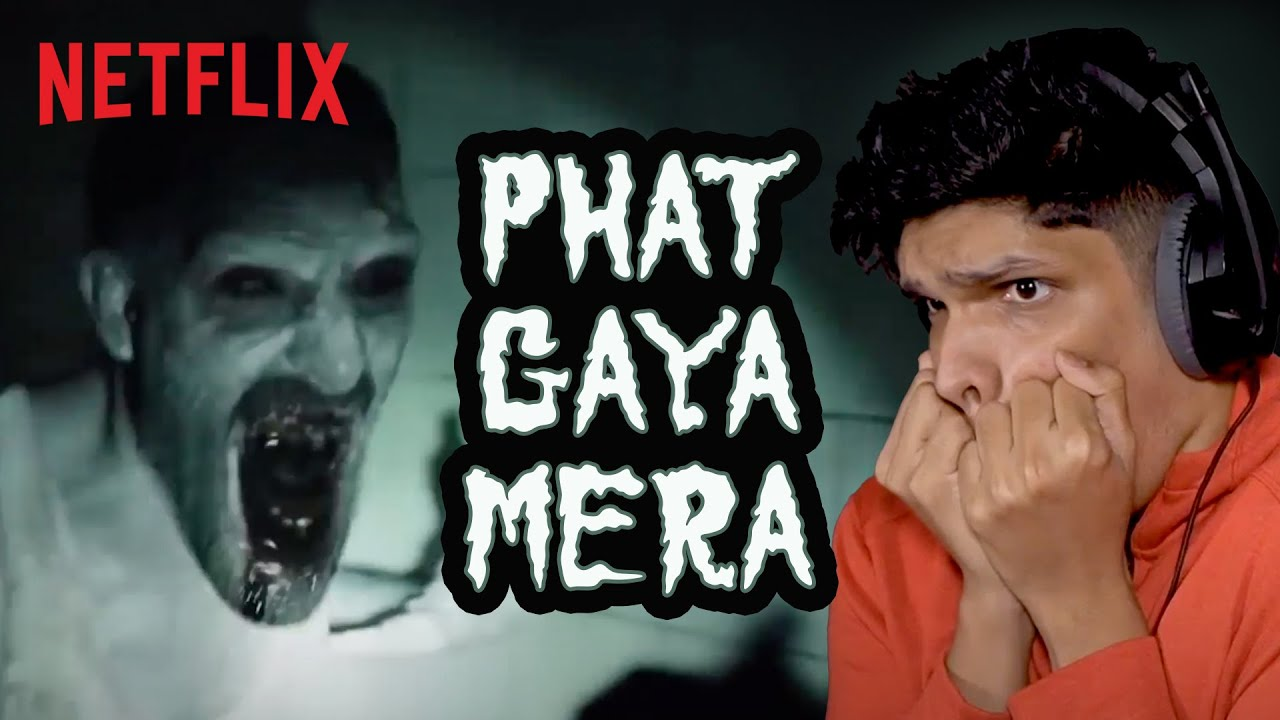 We Tried To Scare @Mythpat | Ultimate Horror Challenge | Netflix India