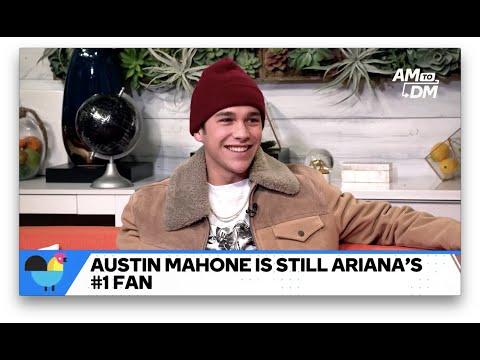 Austin Mahone Is (Still) Ariana Grande's Biggest Fan Mp3