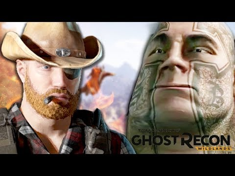 WILDGUYS: THE WORLD'S BEST CHANCE • Ghost Recon: Wildlands Multiplayer Funny Moments