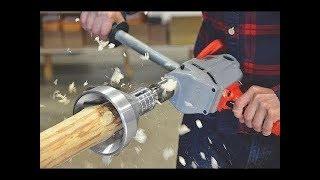 Najbardziej niezwykłe urządzenia do obróbki drewna, które trzeba koniecznie zobaczyć