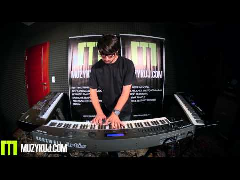 Compare Kurzweil Artis Roland RD-700NX Yamaha S90XS
