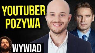 YouTuber Pozywa Tomasz Lis i Jan Śpiewak w Tle Patryk Jaki i Macademian Girl - Wywiad jak Komentator