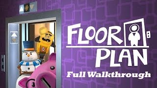Gear Vr Walkthrough Floor Plan Vr Youtube
